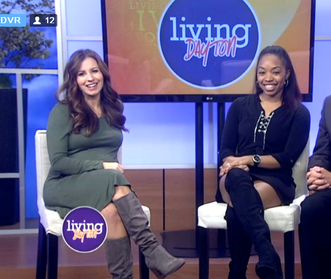 THE APPRECIATION OF BOOTED  NEWS WOMEN BLOG           : TODAY KATIE KENNEY AND HER GUEST TURNED DAYTON OHI...