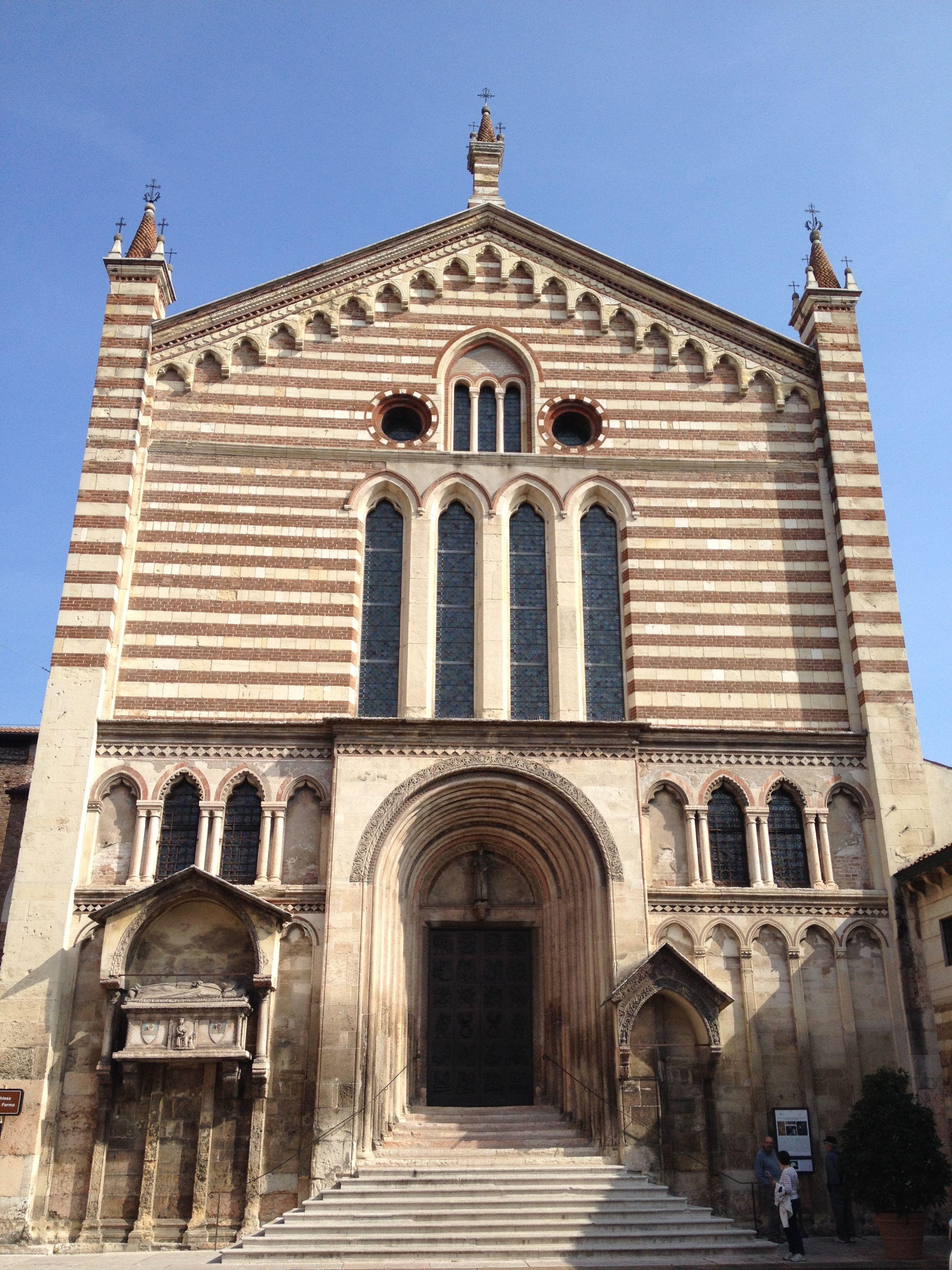 Verona, Chiesa Di San Fermo