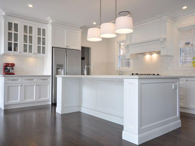 Hampton Style Kitchen Designs Prepossessing Traditional Shaker At Lane Cove  Dream Kitchens Sydney  Shaker Design Inspiration