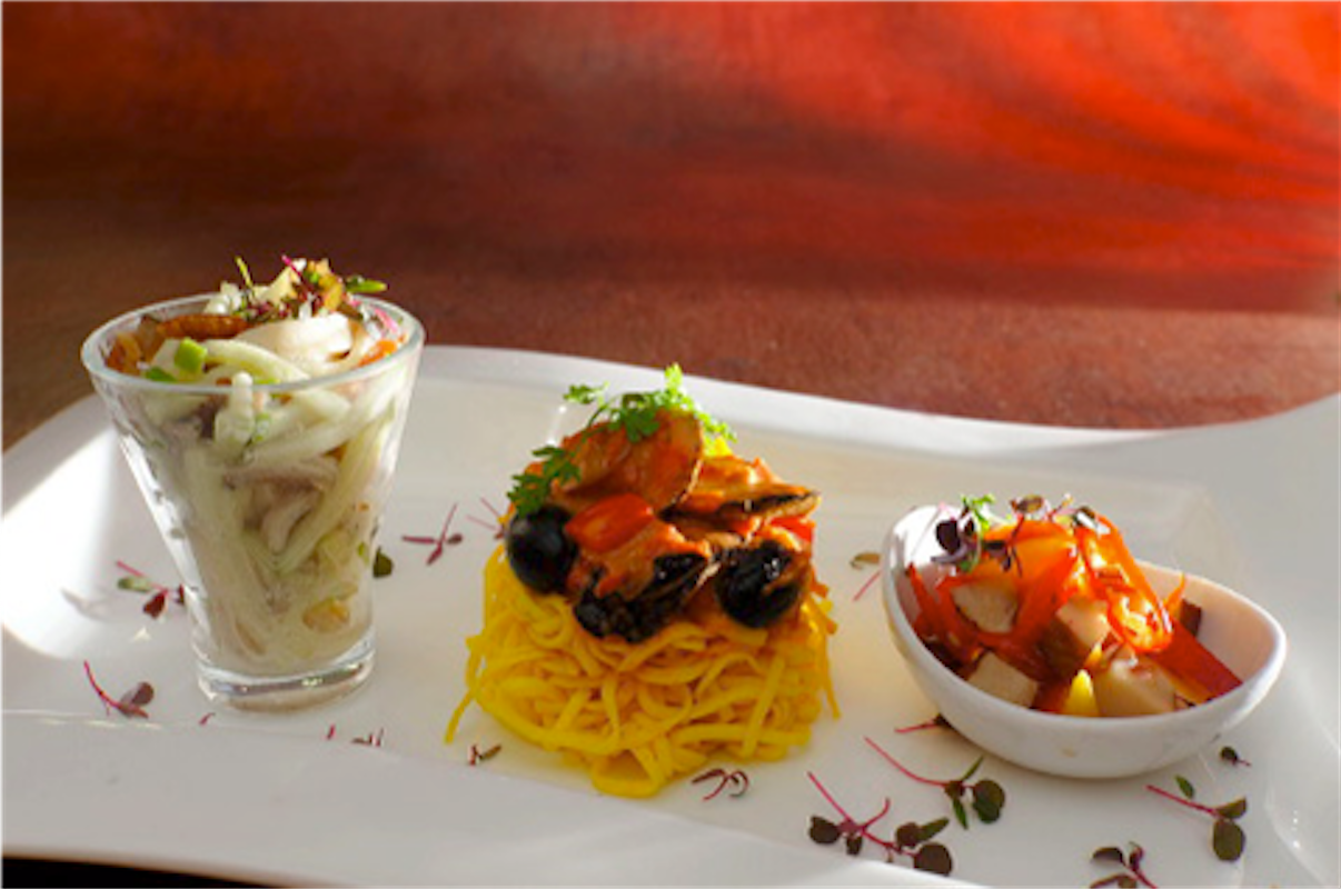 Fine Dining Food Presentation | Culinary awards National and International  - Chef of the year,