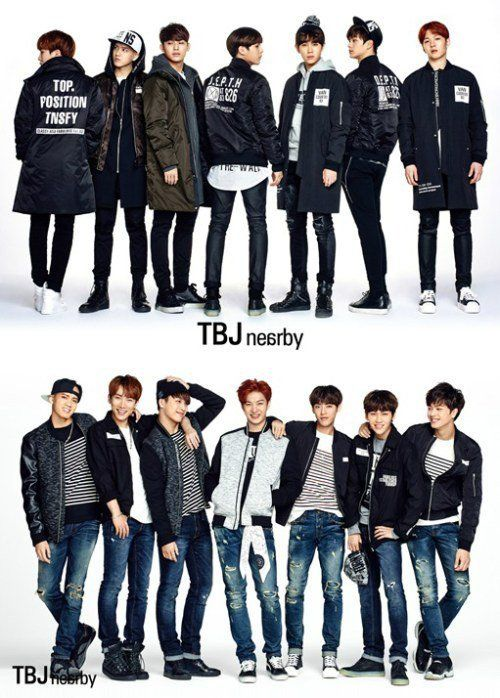 Btob And Kim Sae Ron Keep It Casual Yet Stylish For Fall In Tbj