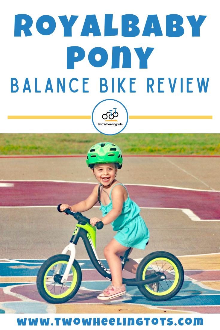 Royalbaby Pony Balance Bike Review A Great Budget Bike Balance