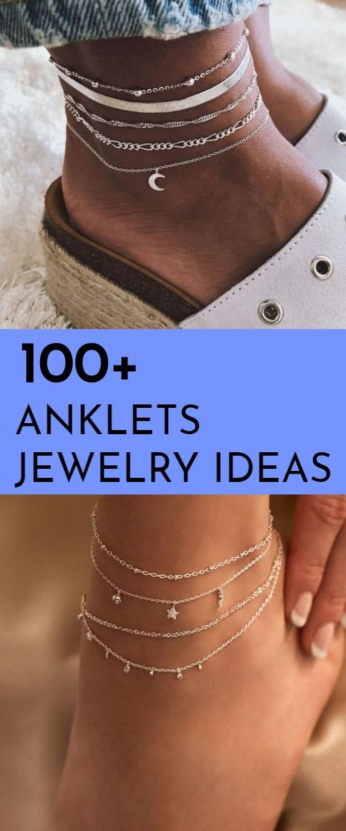 Photo of #anklets #fashion #jewelry editorial Looking for some unique splendid anklet, we…