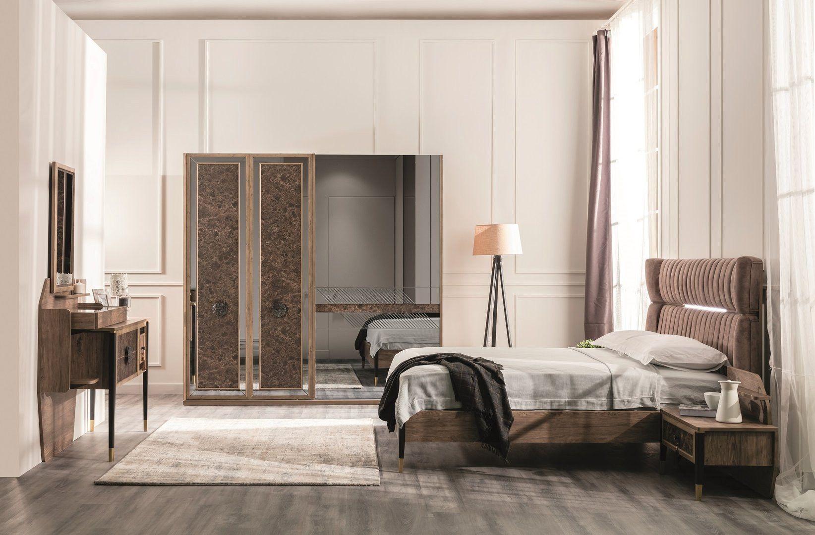 Schlafzimmer Komplett Set Elegant Schlafzimmer Komplett Set Wilma Mobelland24 Di 2020