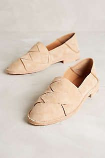 Anthropologie - Aerin Hawley Loafers