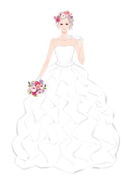 Картинки на свадебную тему, невесты   Свадебные открытки ...