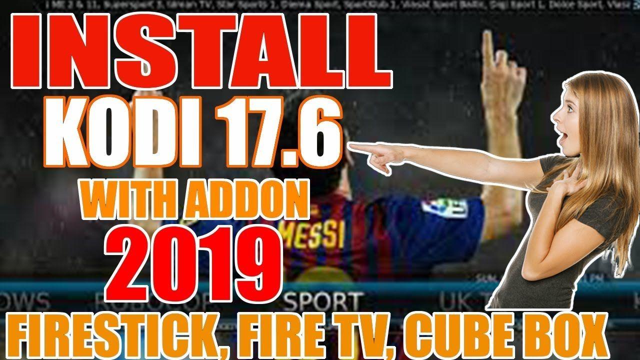How to install kodi 176 on amazon firestick 2019 fully