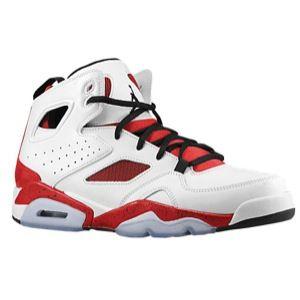 Jordan Flight Club 91 - White/Gym Red