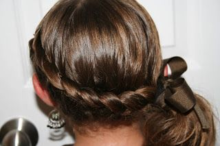 Groovy 1000 Images About Lace Braids On Pinterest Short Hairstyles Gunalazisus