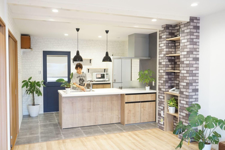 ヴィンテージリノベ 京都で家づくりするならママ設計士onestarにお任せ