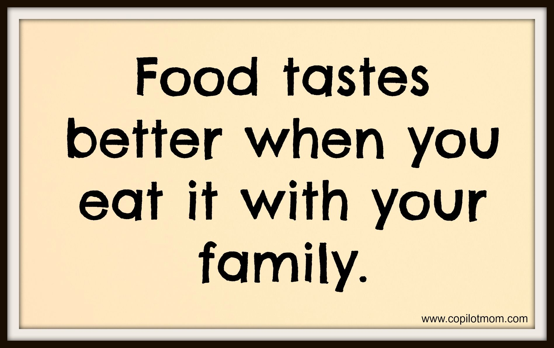 Photo Meal Ideas Quotes
