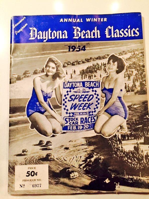 Twitter, 1954 Daytona,  thanks for sharing Dale Jr!