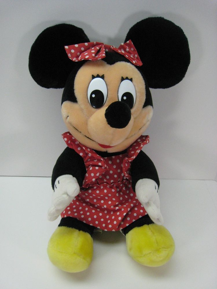 c3bd039b8a1 Vintage Disneyland Walt Disney World Minnie Mouse 15