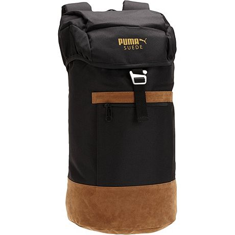 pretty nice ca2b0 fa1fa Puma Suede Backpack | Puma Placement Buzz | Backpacks, Puma ...