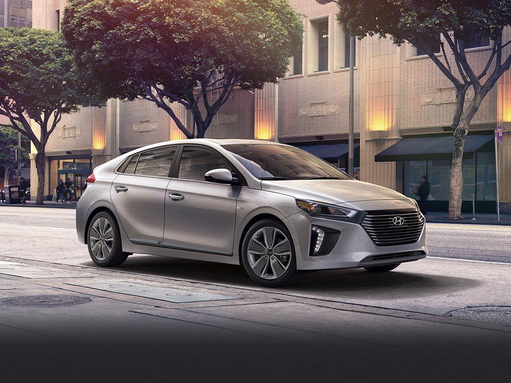2017 Ioniq Hybrid Hyundai Usa 22 200 58mpg Combined 690 Mile Range