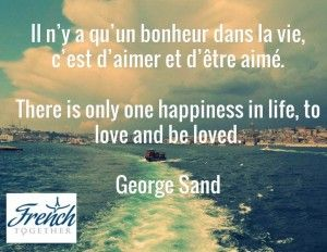 French Love Quotes With English Translation Magnificent 12 Beautiful French Love Quotes With English Translation  George