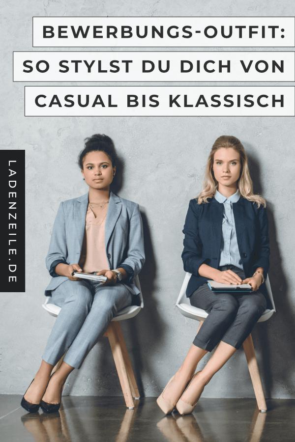 quality design 05b41 d32be Dein Bewerbungsoutfit: Das rät unsere Expertin | ℒ ...