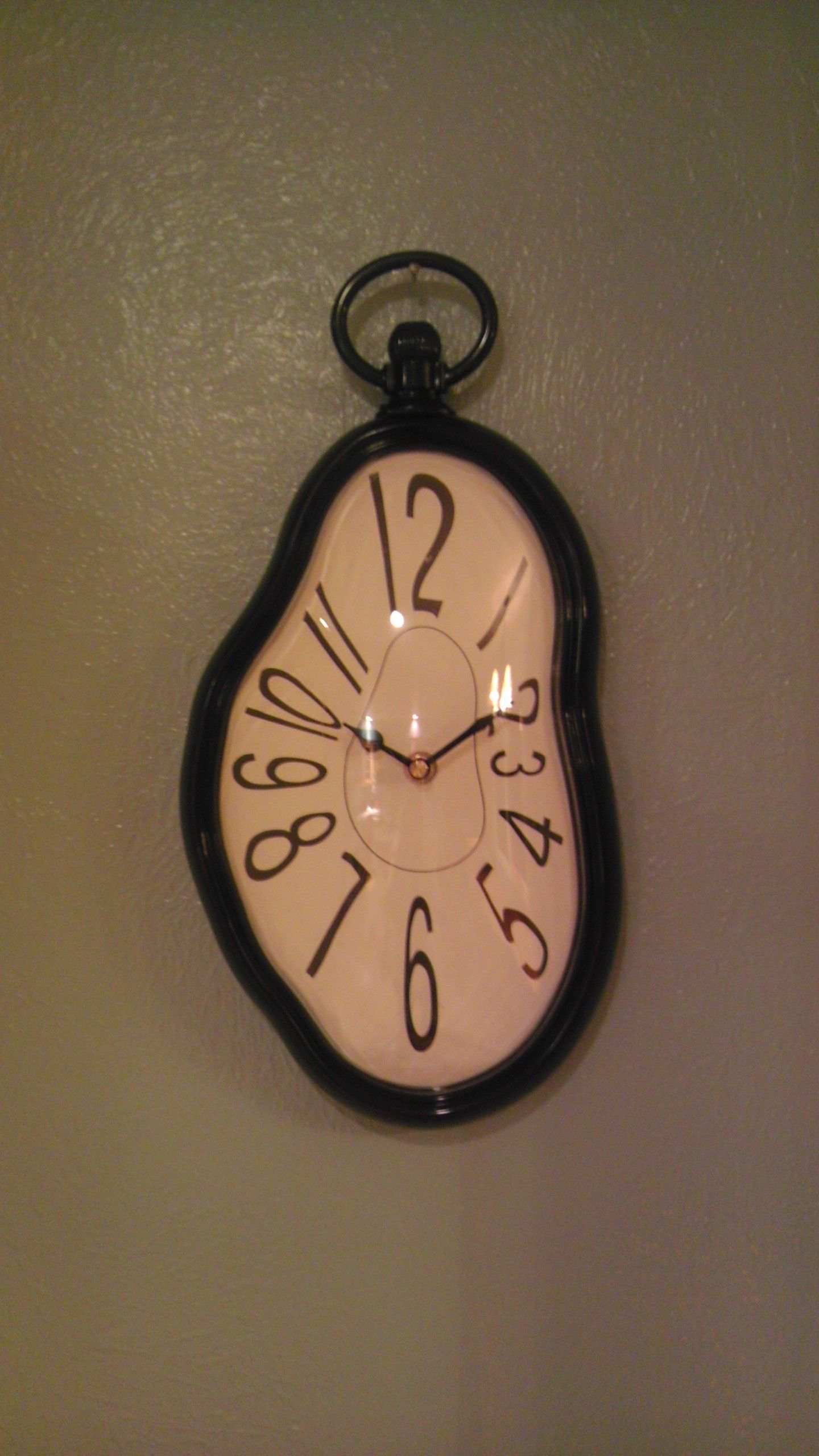 The clock we found to go in the Alice in Wonderland kitchen | quirky ...