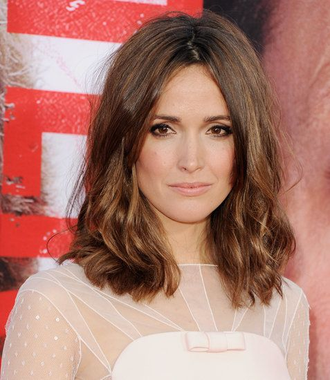 Wedding Hairstyle Lob: Bridal Makeup Ideas From The Red Carpet