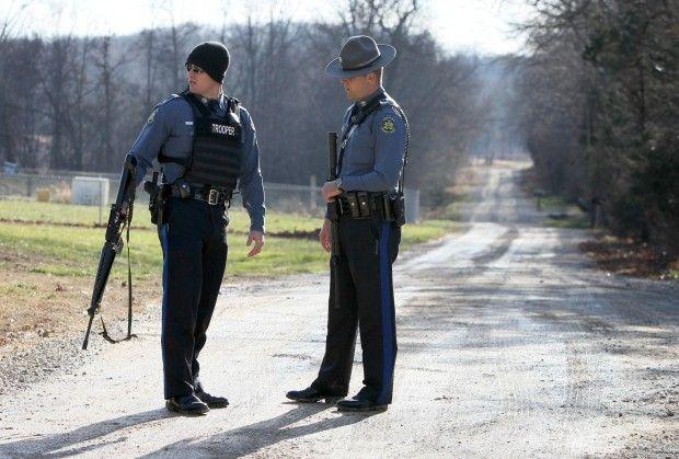 Missouri, Illinois state trooper uniforms rank high in fashion ...