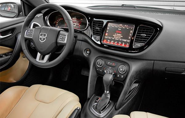 5 Dodge Dart Interior 2014 Best Compact New Cars Under 20000 Top 5 Articles News