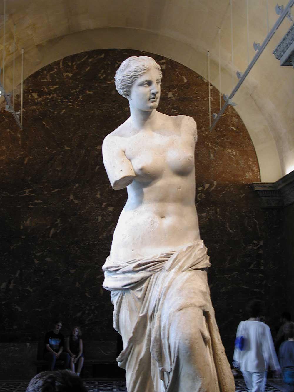 Venus De Milo France Greek Statues Venus De Milo Statue