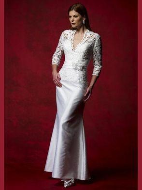 Alyce Second Wedding Dress 29143: DimitraDesigns.com   One more time ...