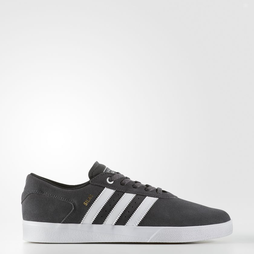 Dark grey chamois Silas Vulc | Adi World | Adidas, Adidas
