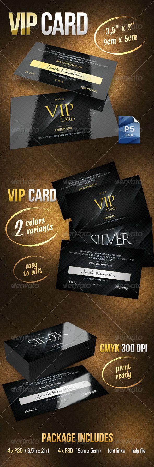 Vip Card | Pinterest | Tarjetas de identificación, Intereses y Tarjetas