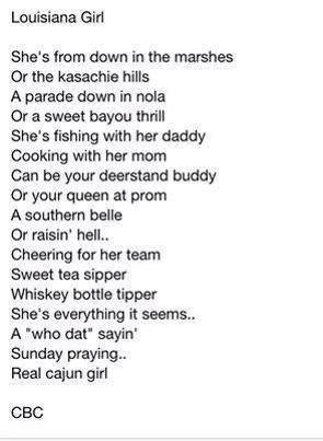 Louisiana Girl | All things Louisiana | Louisiana, Cajun french