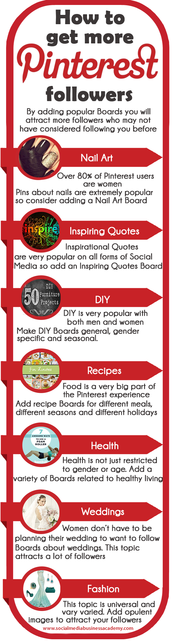 How to get more followers on Pinterest - https://plus.google.com/+ ...
