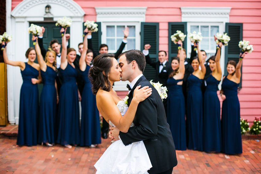 Real Wedding Tesia And Tim Henn Washingtonian Dc Real Weddings Wedding Future Wedding