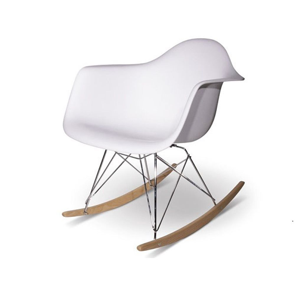 This Replica Eames RAR Rocking Chair Is Inspired By Charles Eames 1948  Winning Entry In The 1948 New York Museum Of Modern Artu0027s International  U0027low Cost ...