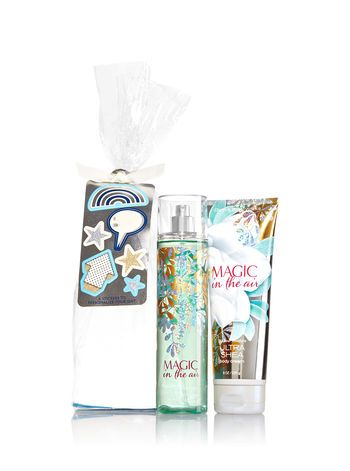 Magic In The Air Magic Day Gift Set Bath And Body Works Bath