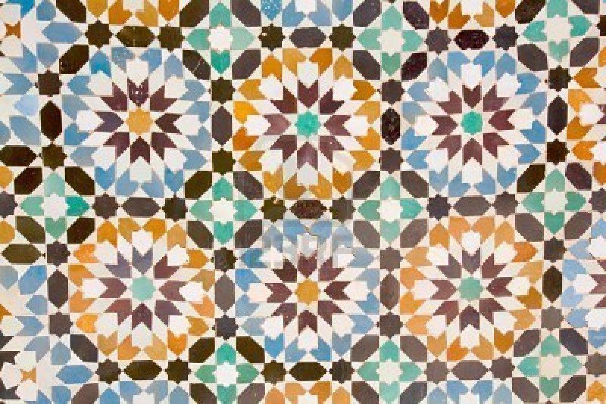 Piastrelle marocco azulejos