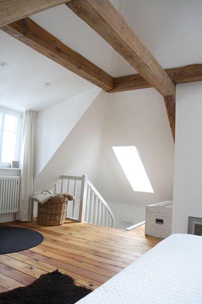 Hervorragend Treppe Dachgeschoss Fräulein Otten
