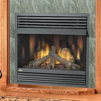 Free gas and Gas fireplace