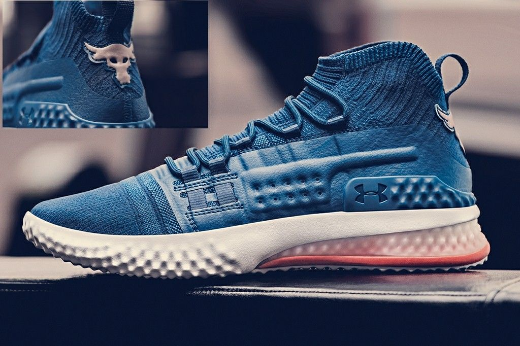 Under Armour Project Rock 1   Under