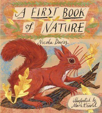 A First Book of Nature: Amazon.co.uk: Nicola Davies, Mark Hearld: Books