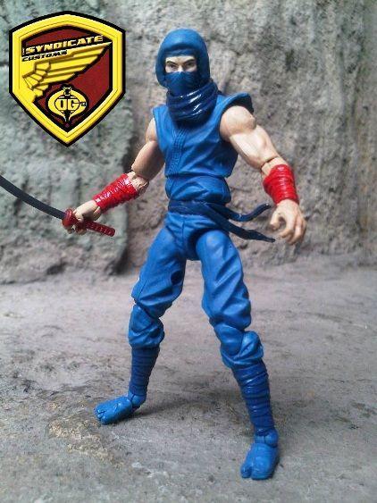 Ryu Hayabusa Custom Action Figure Custom Action Figures Ryu