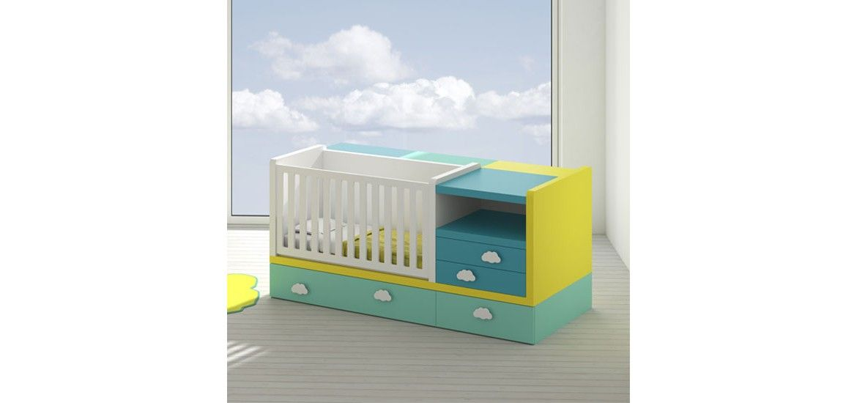 Habitaciones infantiles con muebles infantiles originales y muy ...