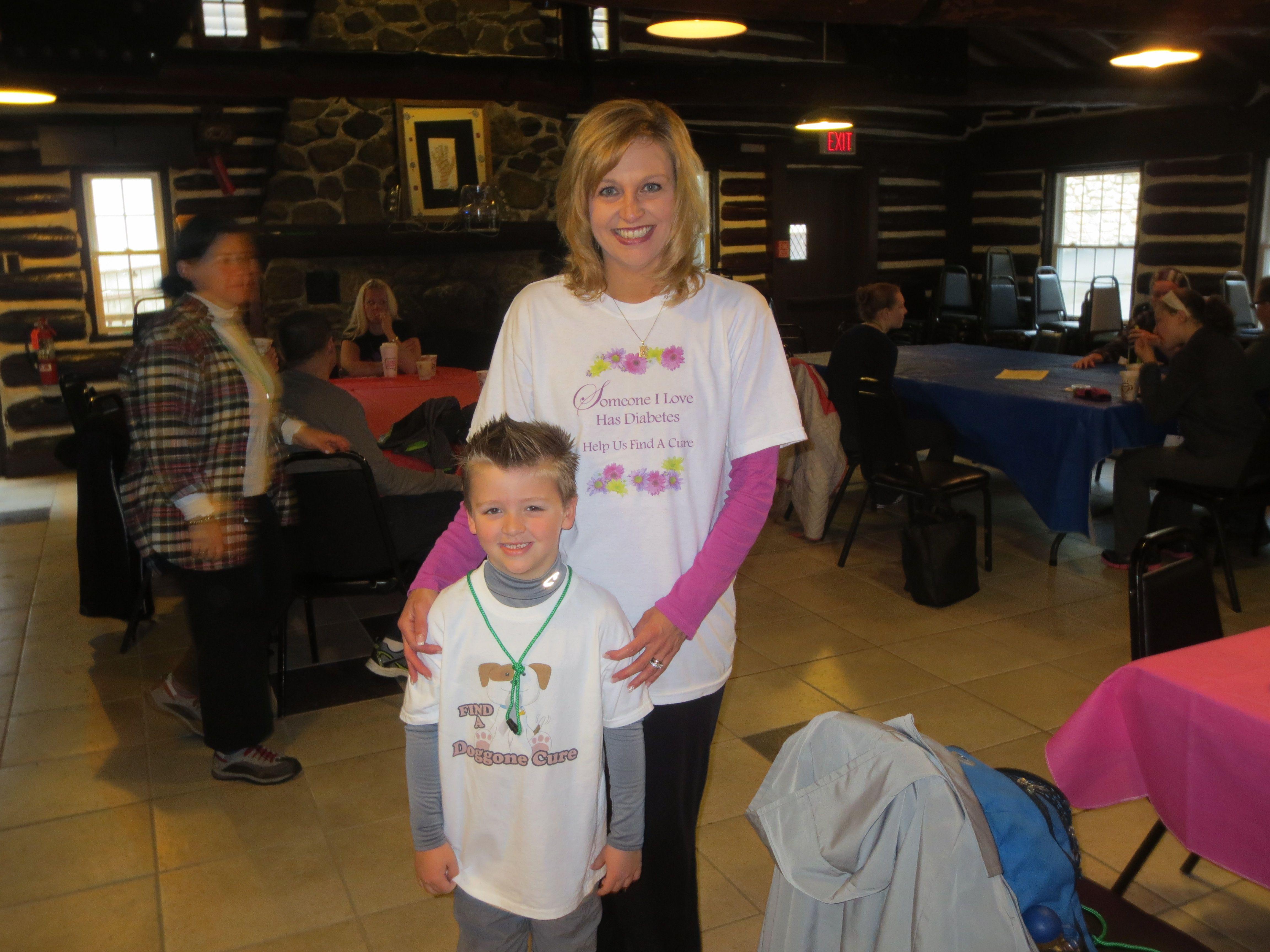 Love Type 1 Mom's and love these diabetes awareness shirts!  https://www.pumpwearinc.com/pumpshop/