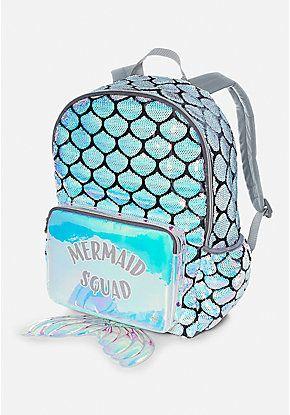 1880679127 Mermaid Squad Backpack