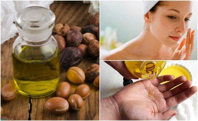 فوائد زيت اركان للوجه وطريقة استخدامه الصحيحة زيت الأرغان هو مرطب رائع وهو غني بالفيتامينات ومضادات الأكسدة والأحما Argan Oil Benefits Argan Oil Skin Argan Oil