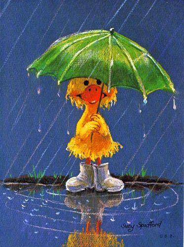 suzyszooduckumbrella suzy 39 zoo pinterest regen regenwetter and wetter. Black Bedroom Furniture Sets. Home Design Ideas