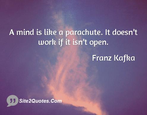 Inspirational Quotes Franz Kafka
