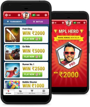 MPL Mobile Premier League Game Khelo, Hero Bano in