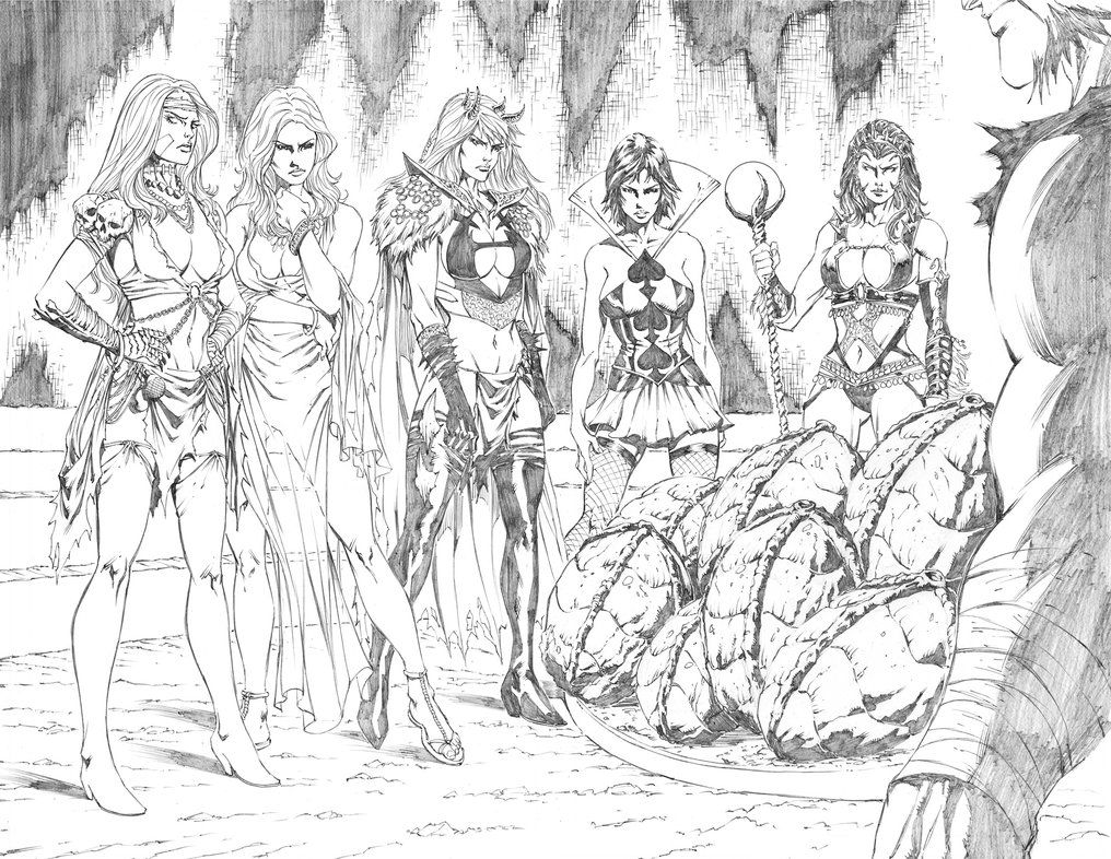 Simple Grimm Fairy Tales Coloring Pages Aja Coloring Pages