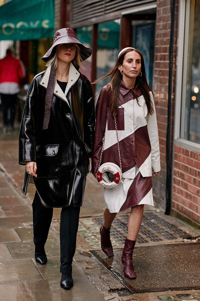 292ecd9618b89 The Latest Street Style From London Fashion Week in 2019