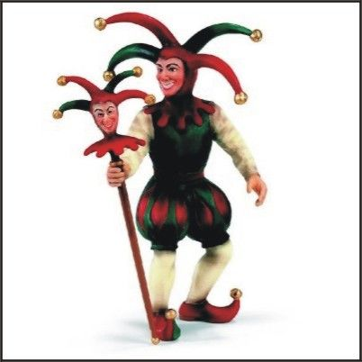I've got one of these.  I thought I was the only one.  I've always loved jesters.